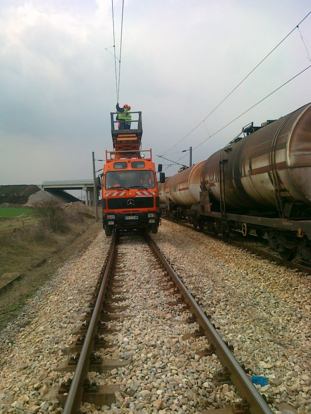Rehabilitation of railway infrastructure along sections of the railway line Plovdiv - Burgas