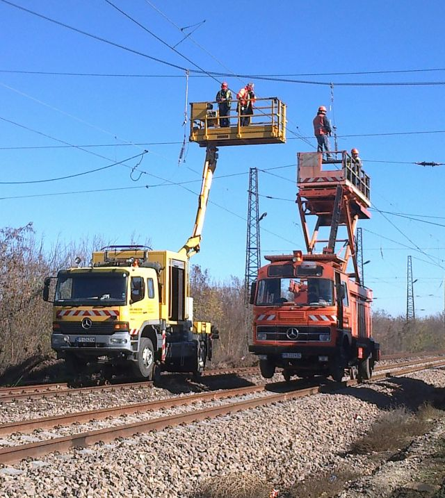 """Rehabilitation of the railway Infrastructure in sections of railway line Plovdiv-Bourgas"" - Position 3"